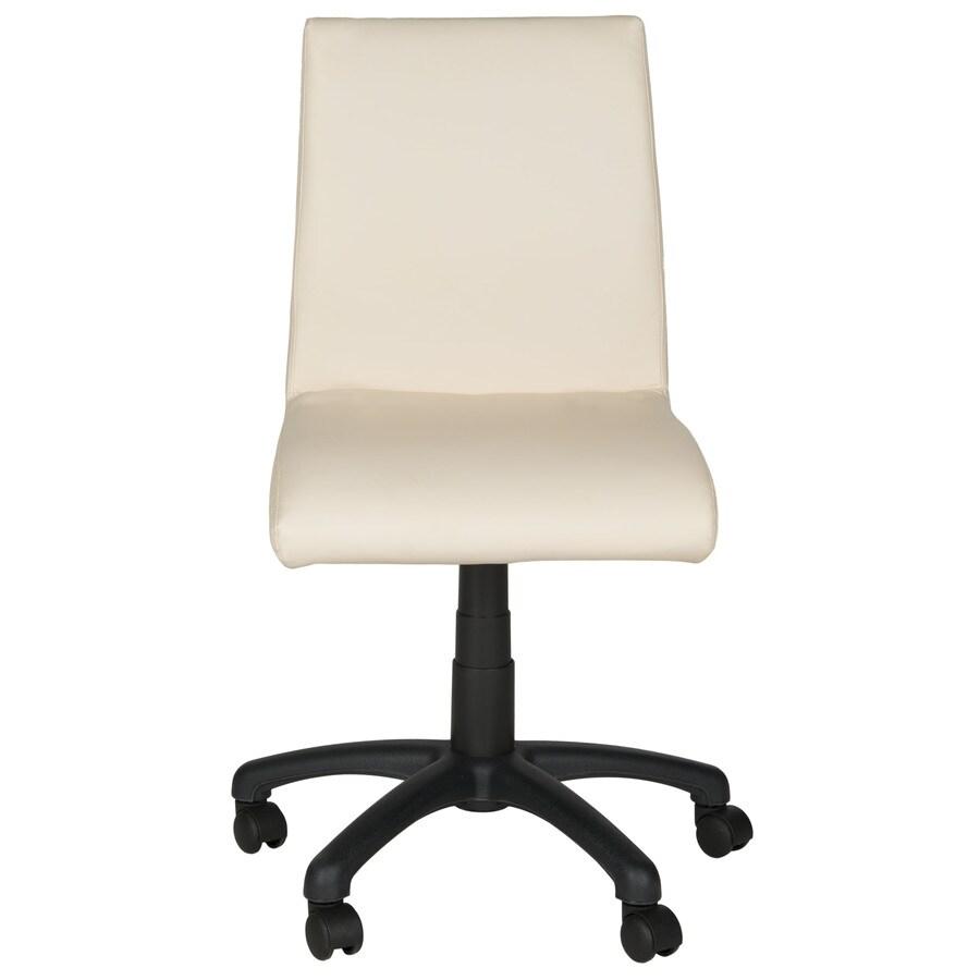 Safavieh Hal Champagne Contemporary Desk Chair