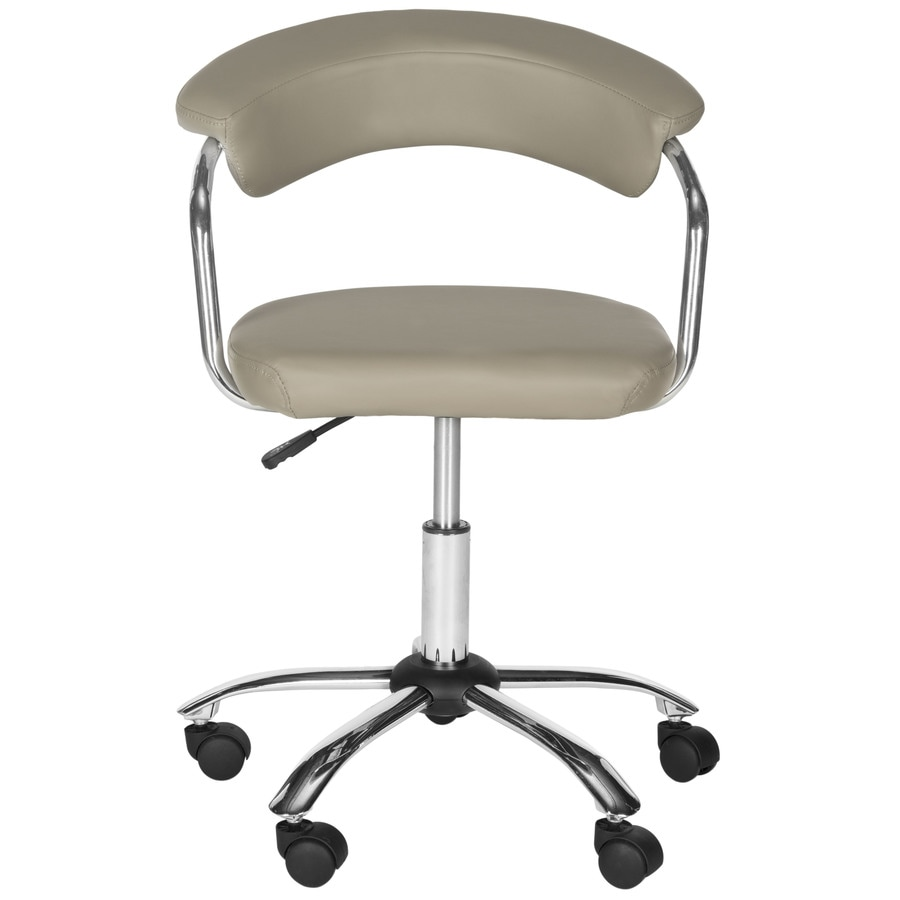 Safavieh One Fox Grey Synthetic Task Office Chair