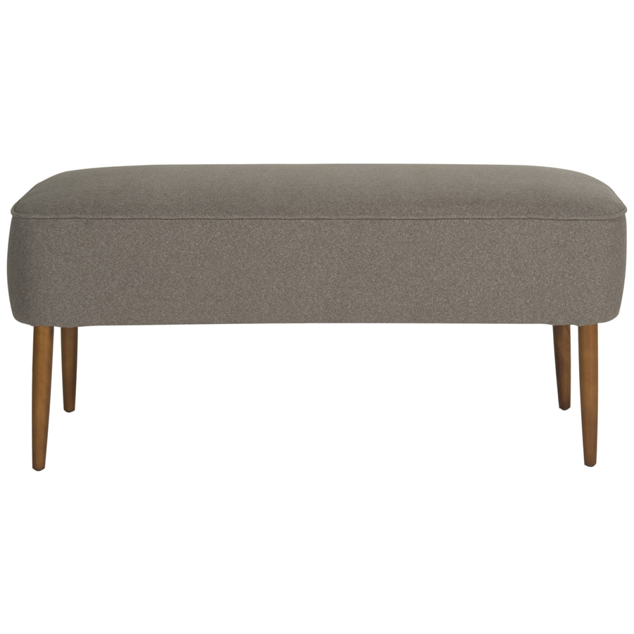 Safavieh Levi Transitional Gray Accent Bench