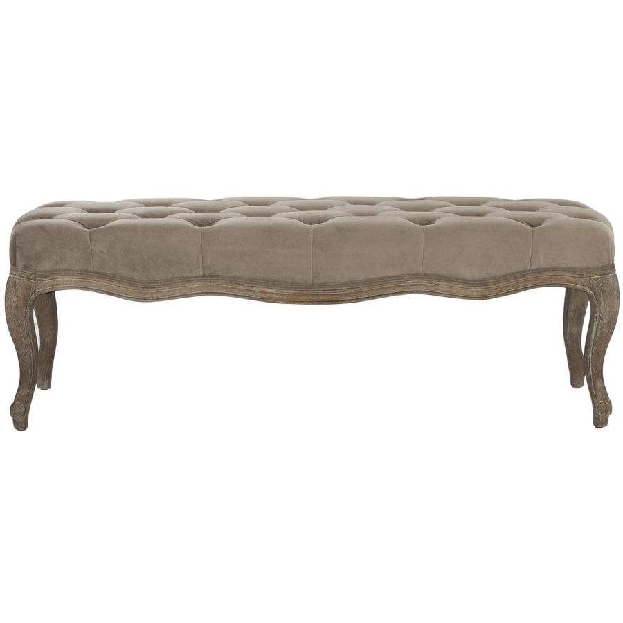 Safavieh Ramsey Transitional Mushroom Accent Bench