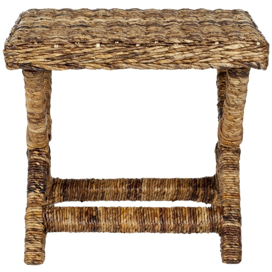 Safavieh Manor Contemporary Natural Accent Bench