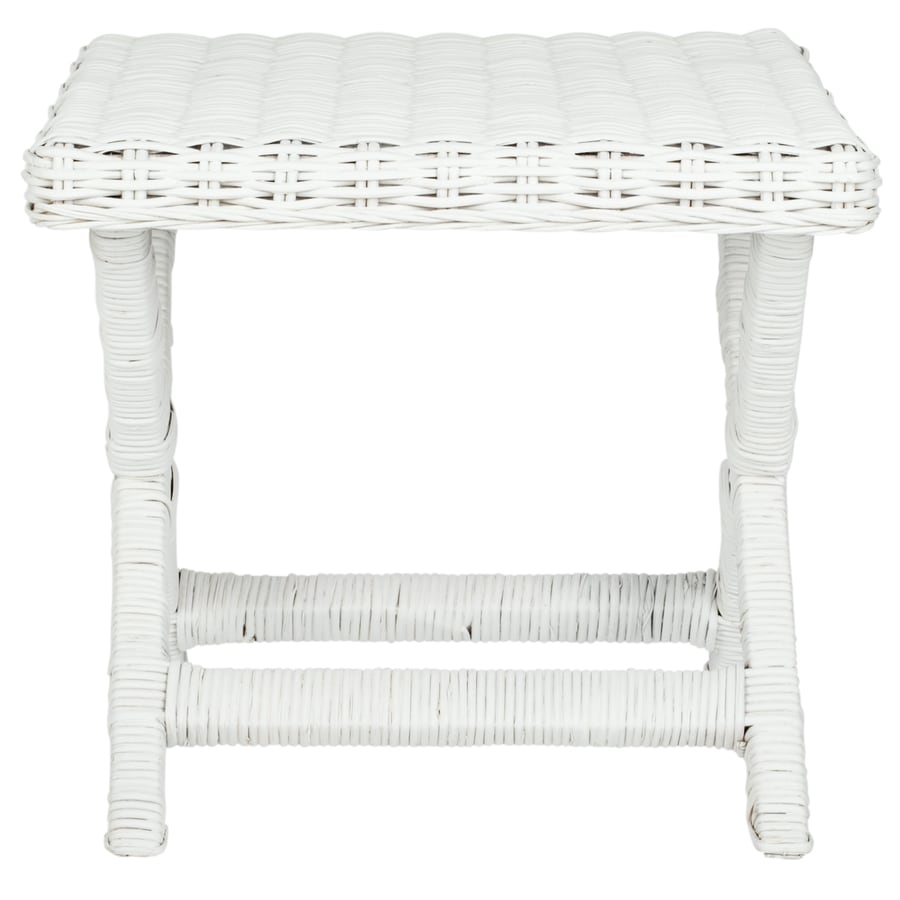 Safavieh Manor Contemporary White Accent Bench
