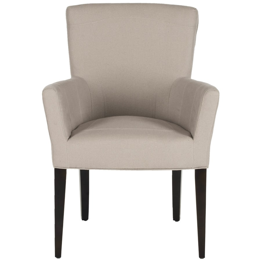 Safavieh Mercer Taupe Accent Chair