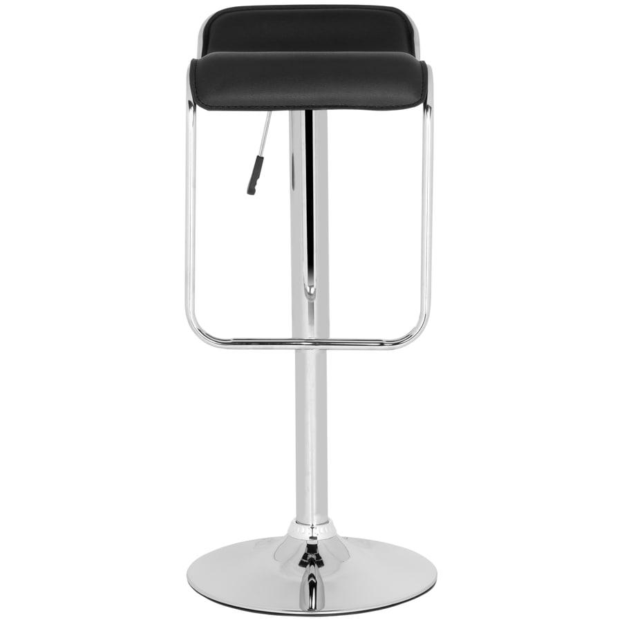 Safavieh Taronda Modern Black Adjustable Stool