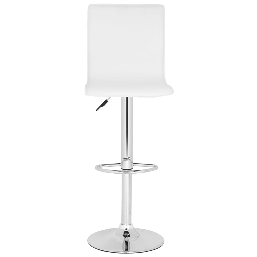 Safavieh Magda Modern White Adjustable Stool