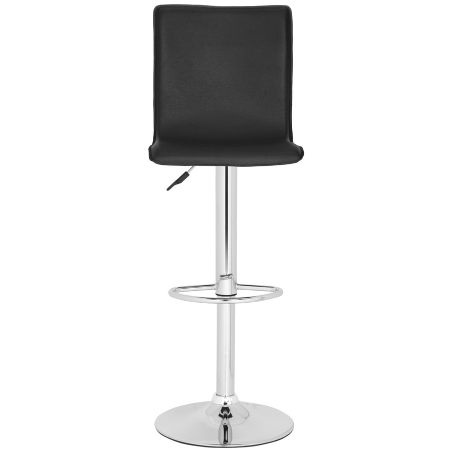 Safavieh Fox Black 29.5-in Bar Stool