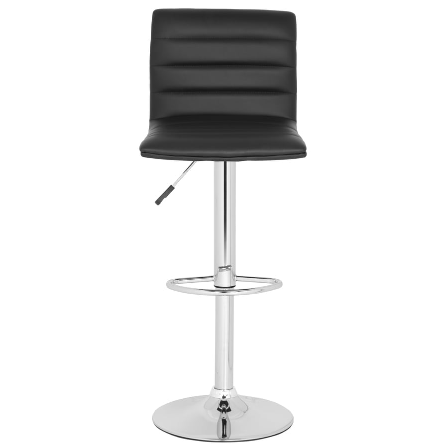 Safavieh Arissa Modern Black Adjustable Stool