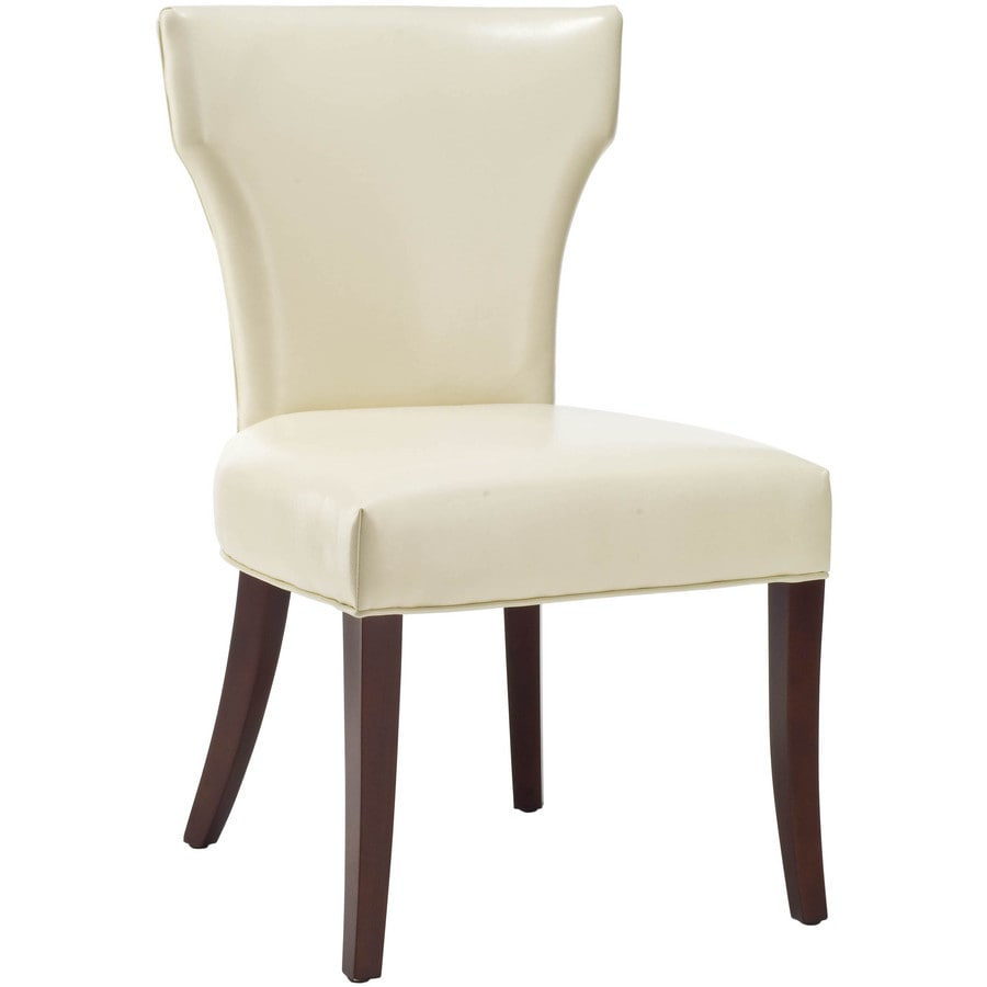 Safavieh Set of 2 Mercer White Side Chairs
