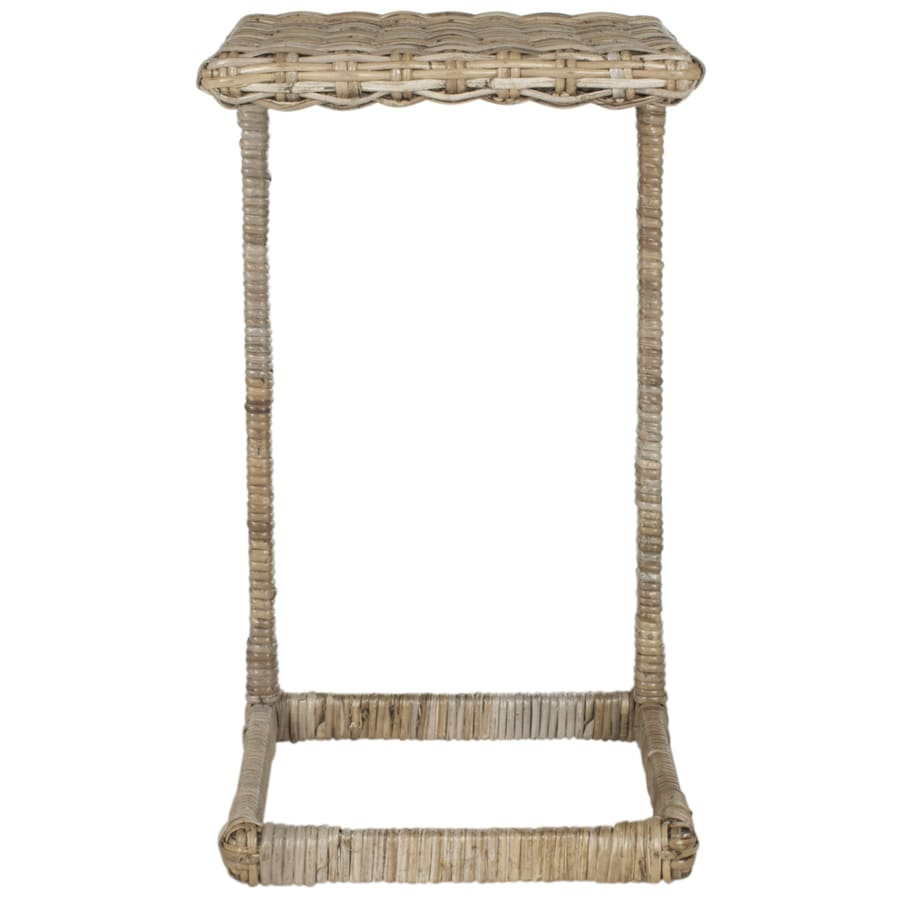 Safavieh Southeast Asia Gray Square End Table