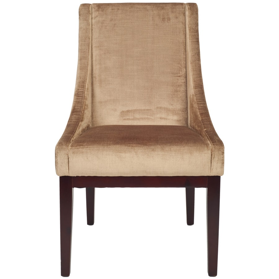 Safavieh Mercer Champagne Accent Chair