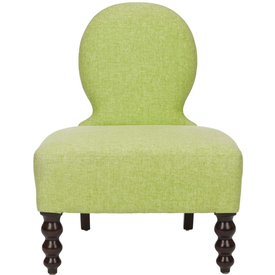 Safavieh Mercer Lime Green Side Chair