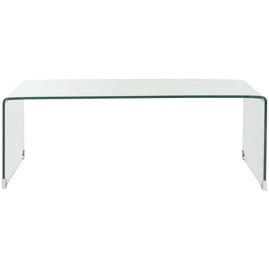 Safavieh Willow Glass Coffee Table