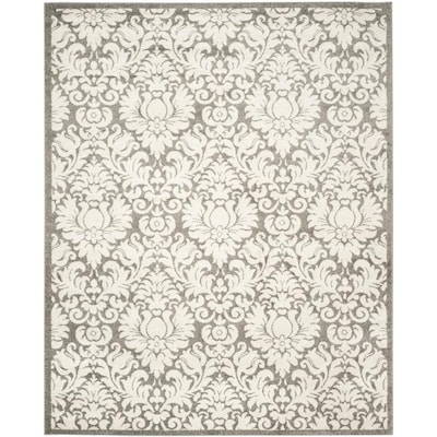 Safavieh Mirabel Dark Gray/Beige