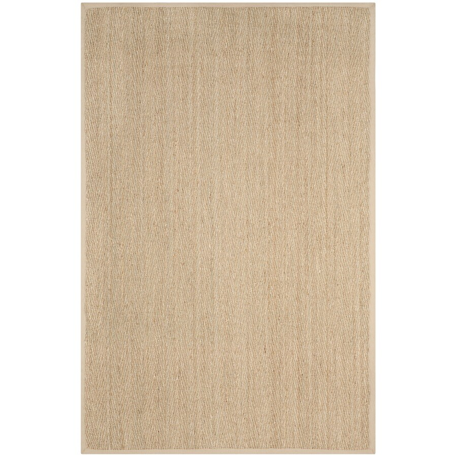 Shop Safavieh Natural Fiber Montauk Natural Beige Indoor