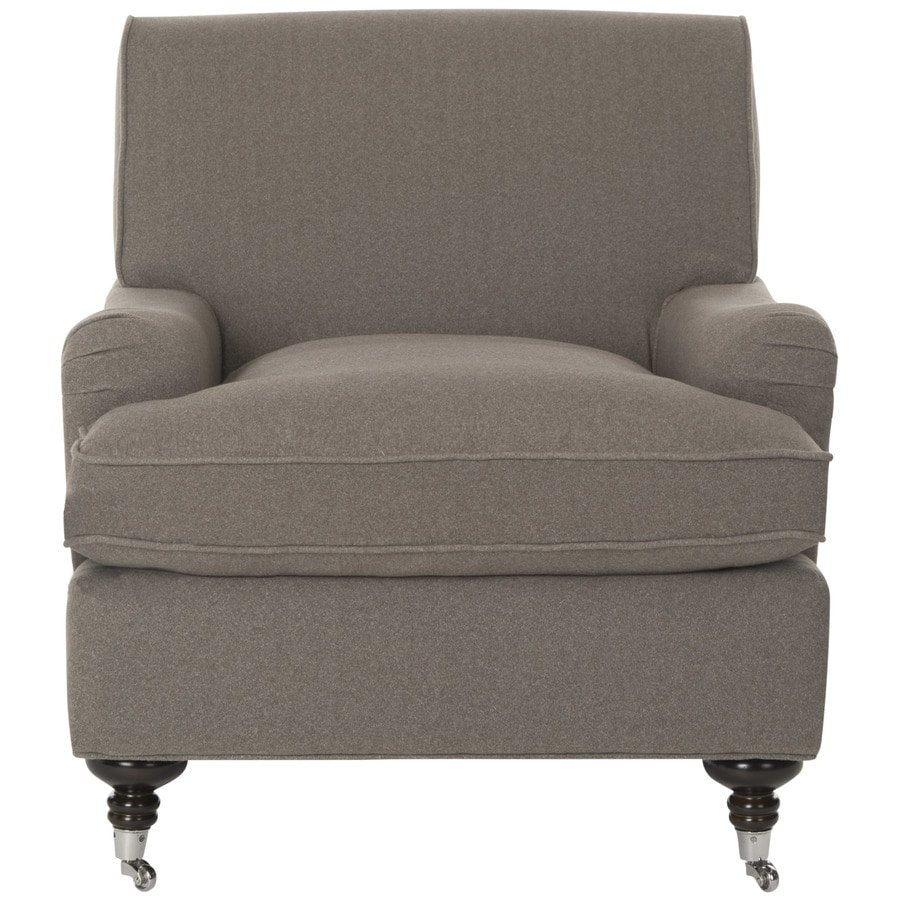 Safavieh Chloe Casual Gray Accent Chair