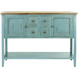 Remarkable Blue Elm Console Tables At Lowes Com Gmtry Best Dining Table And Chair Ideas Images Gmtryco