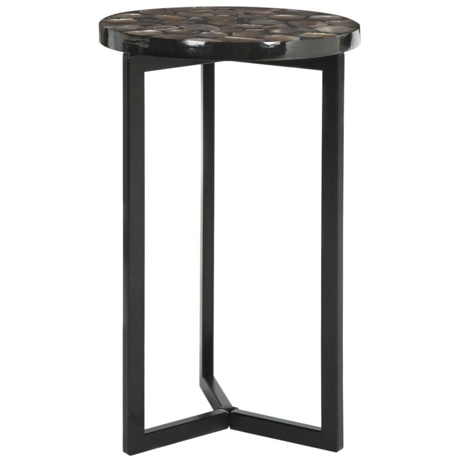Safavieh Zaira Brown End Table