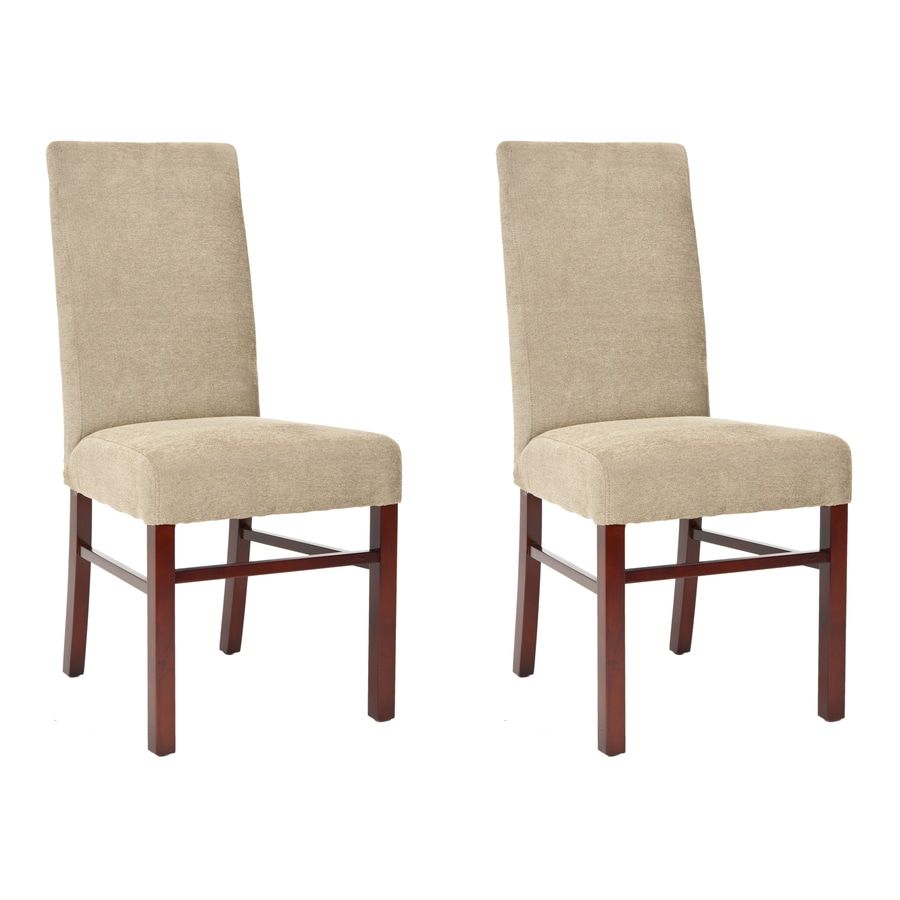 Safavieh Set of 2 Classic Casual Sage Accent Chairs