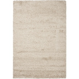Safavieh California Shag Beige Indoor Area Rug Common 8 X 10 Actual