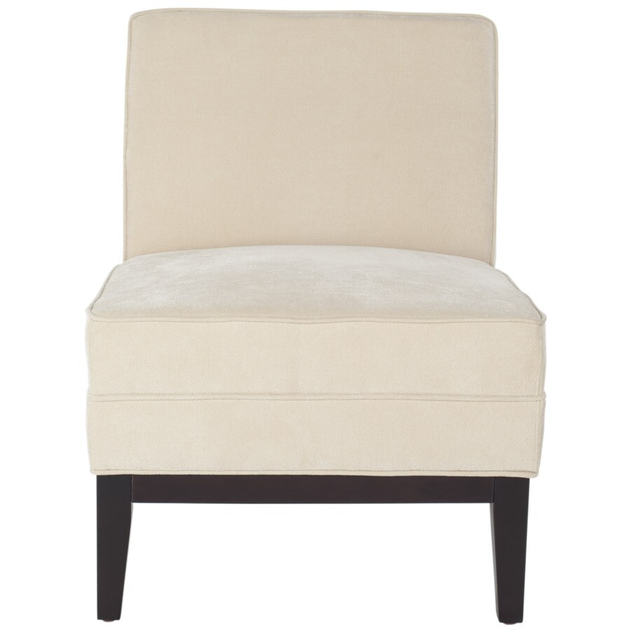 Allen + Roth Mercer Cream Club Chair