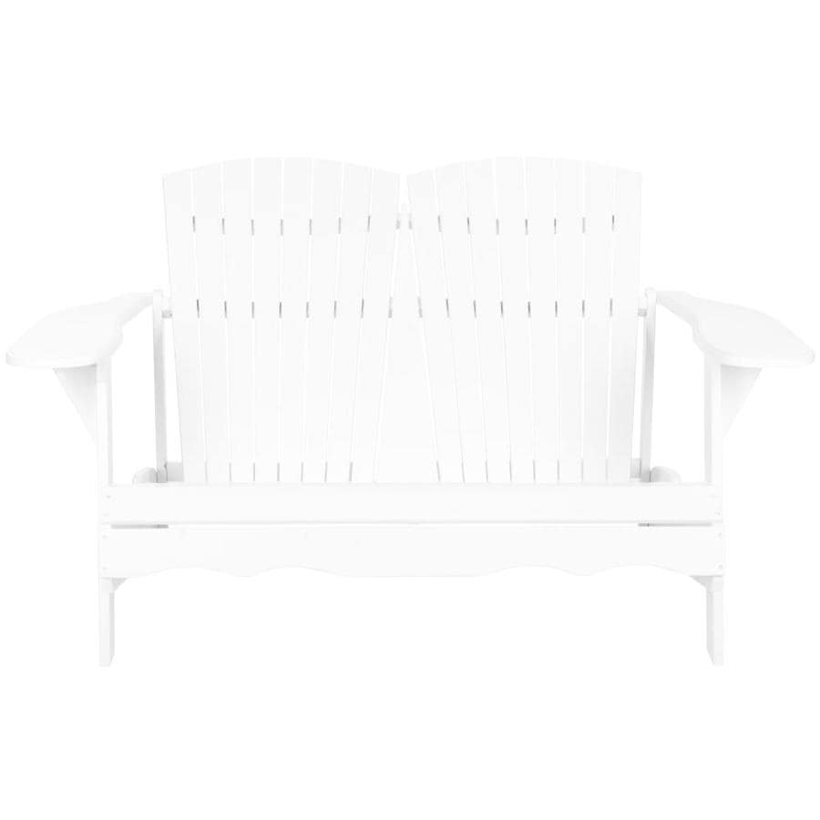 Safavieh Safavieh Hantom Bench 57.5-in W x 38-in L Patio Bench