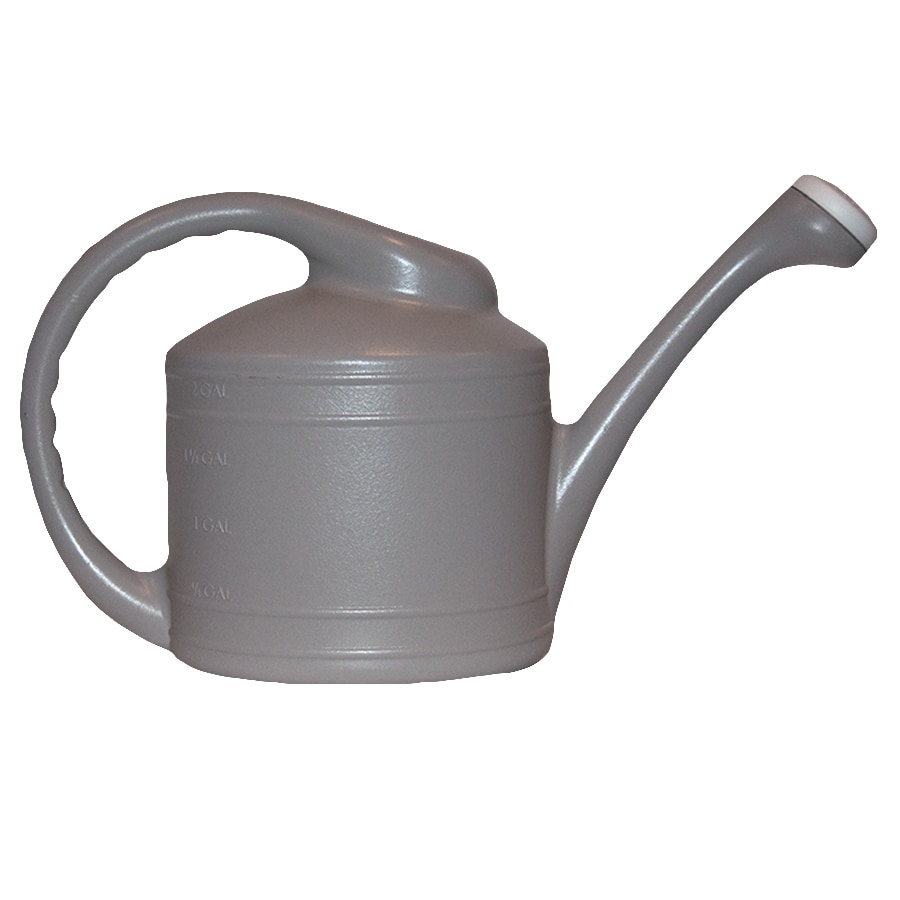 Garden Treasures 2-Gallon Bamboo Resin Watering Can