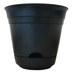 Plastic Black Pots Planters At Lowes Com