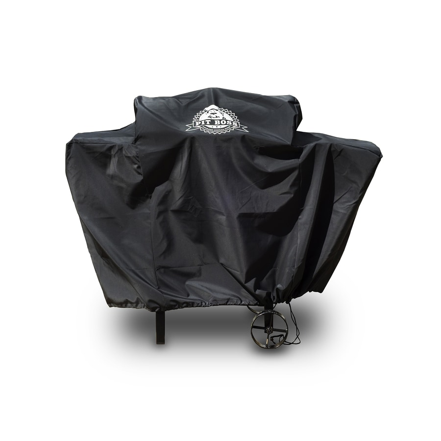 Pit Boss 48.5-in x 40.5-in Polyester Electric Grill Cover
