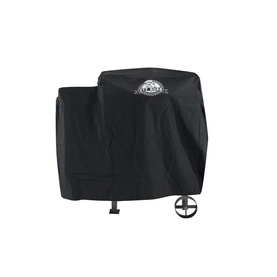 Pit Boss 41.3-in x 43.78-in Polyester Electric Grill Cover