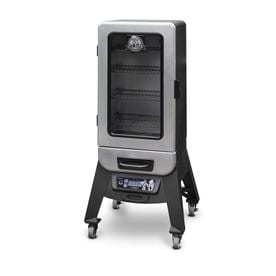 Etonnant Pit Boss 1500 Watt Black And Silver Electric Vertical Smoker (Common: 47