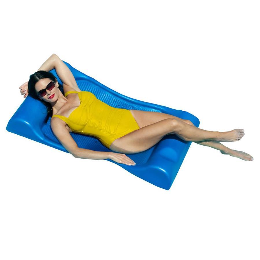 Aqua Cell Aqua Hammock Blue Foam Raft