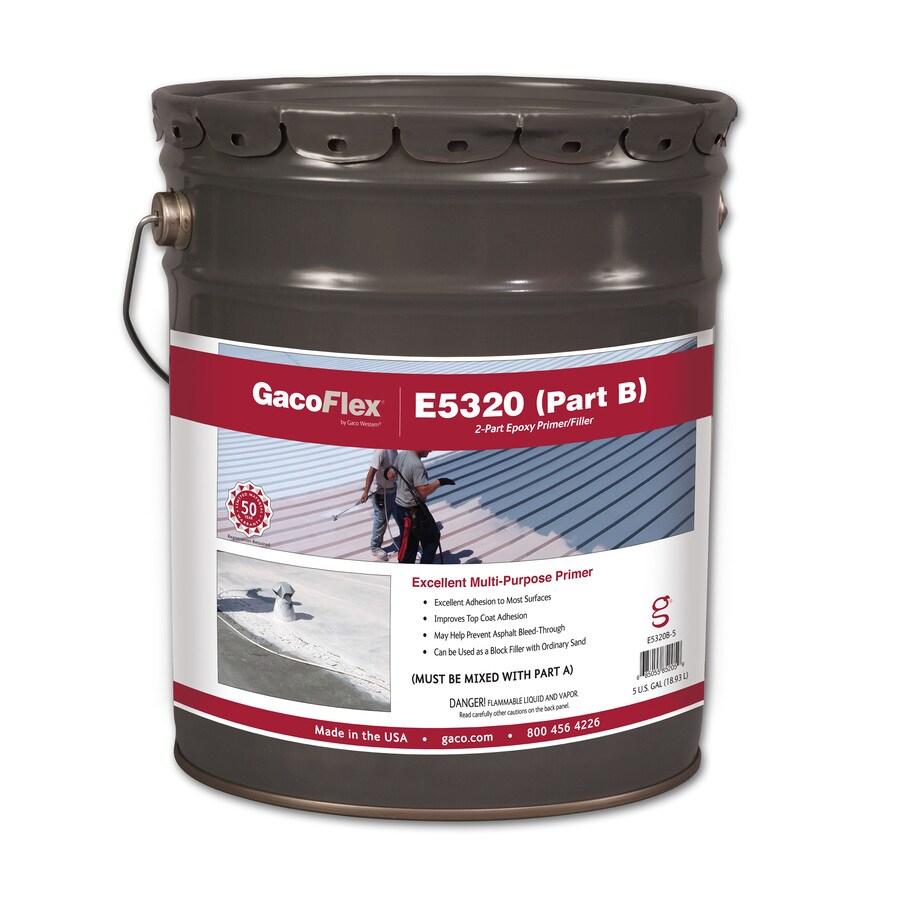 Gaco E5320 Primer 5-Gallon Acrylic Reflective Roof Coating (50-year Limited Warranty)