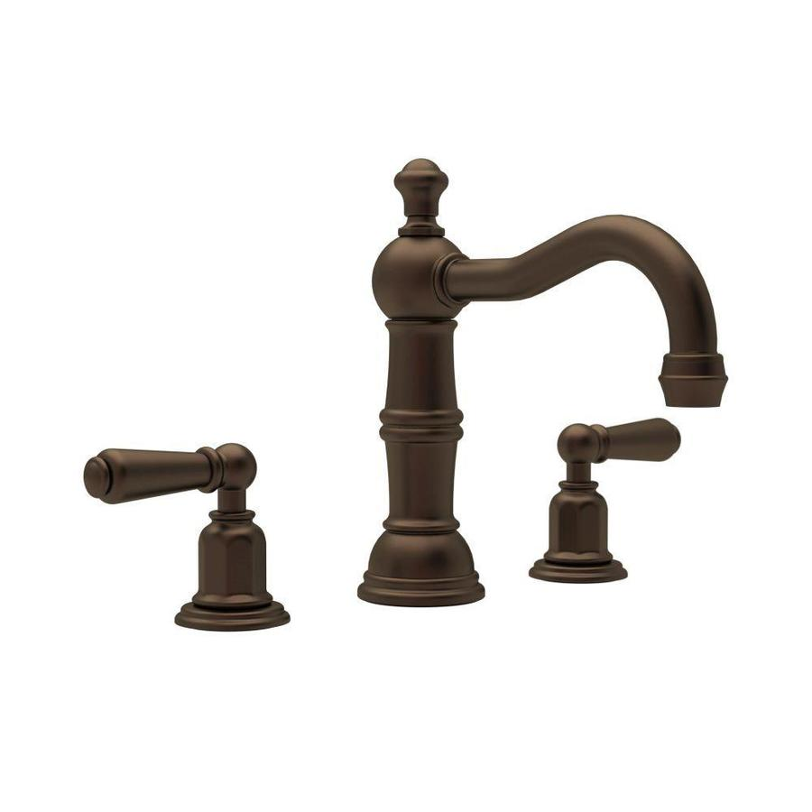 Shop Rohl Perrin and Rowe English Bronze 2-Handle Widespread ...