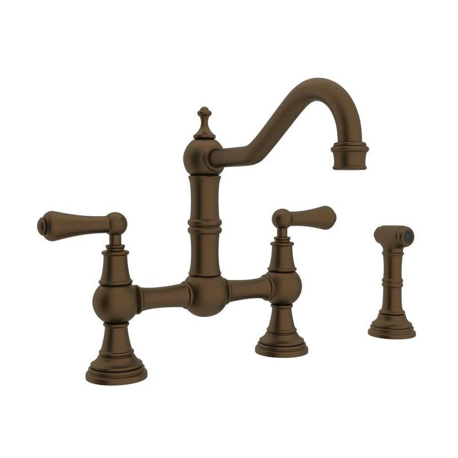 handles in chrome mixer rowe zoomed perrin faucet alsace lever thumb default three taps faucets rinse sinks kitchen tap with and com shop hole