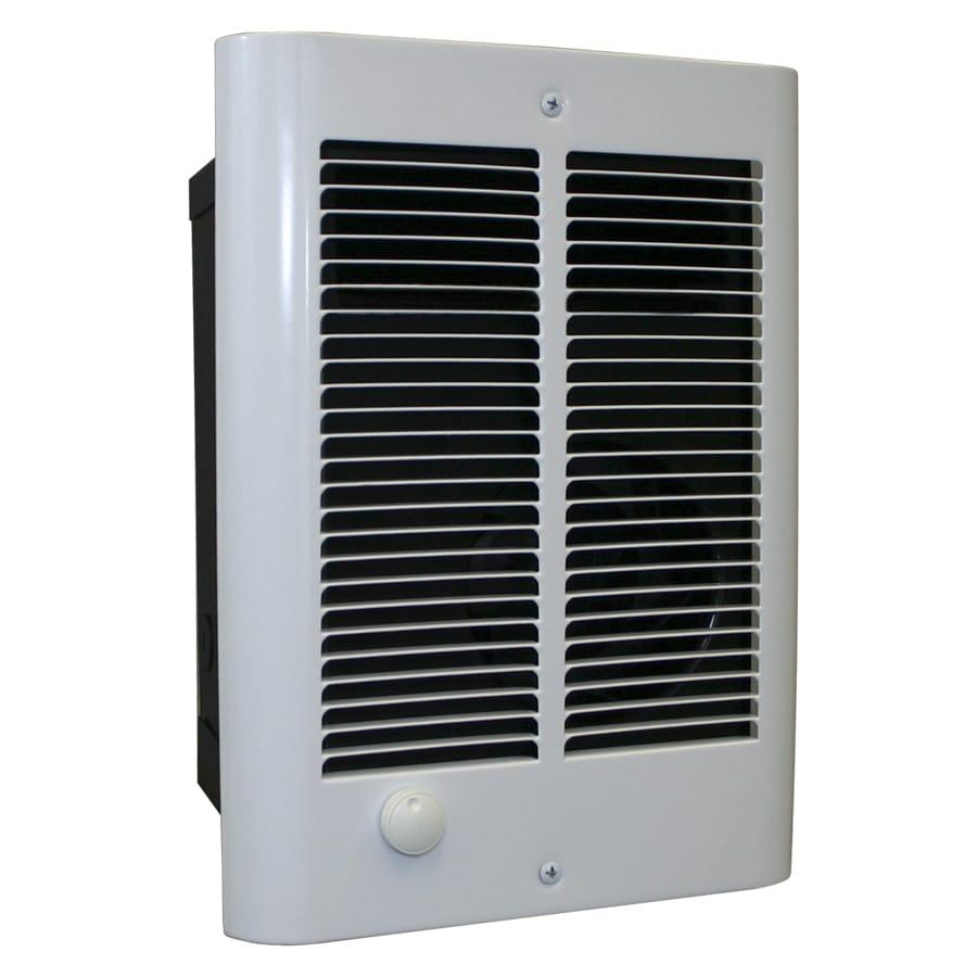 Electric wall heaters for bathrooms - Fahrenheat 1 500 Watt 120 Volt Forced Air Heater 9 In L X