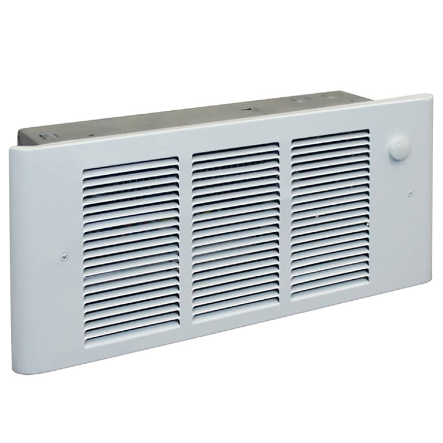 Fahrenheat 2,000-Watt 240-Volt Forced Air Heater (16.875-in L x 7.75-in H)