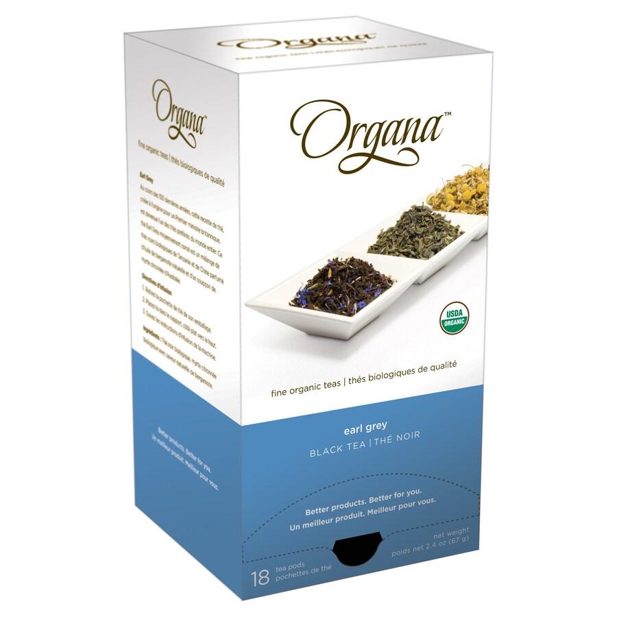 Organa 18-Pack Regular Single-Serve Tea