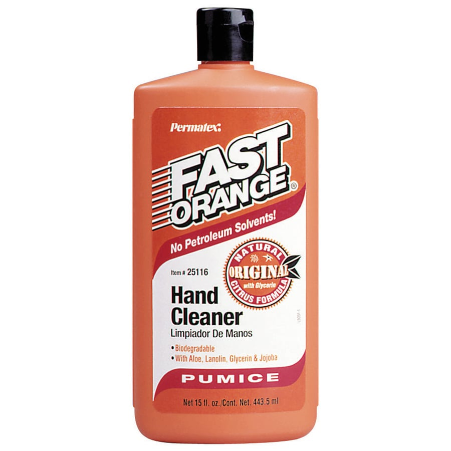 Permatex Fast Orange 15-fl oz Citrus Hand Soap