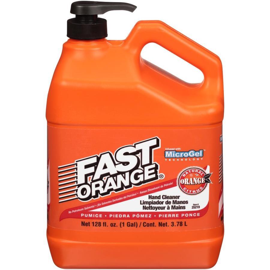 Permatex Fast Orange 128-fl oz Citrus Hand Soap