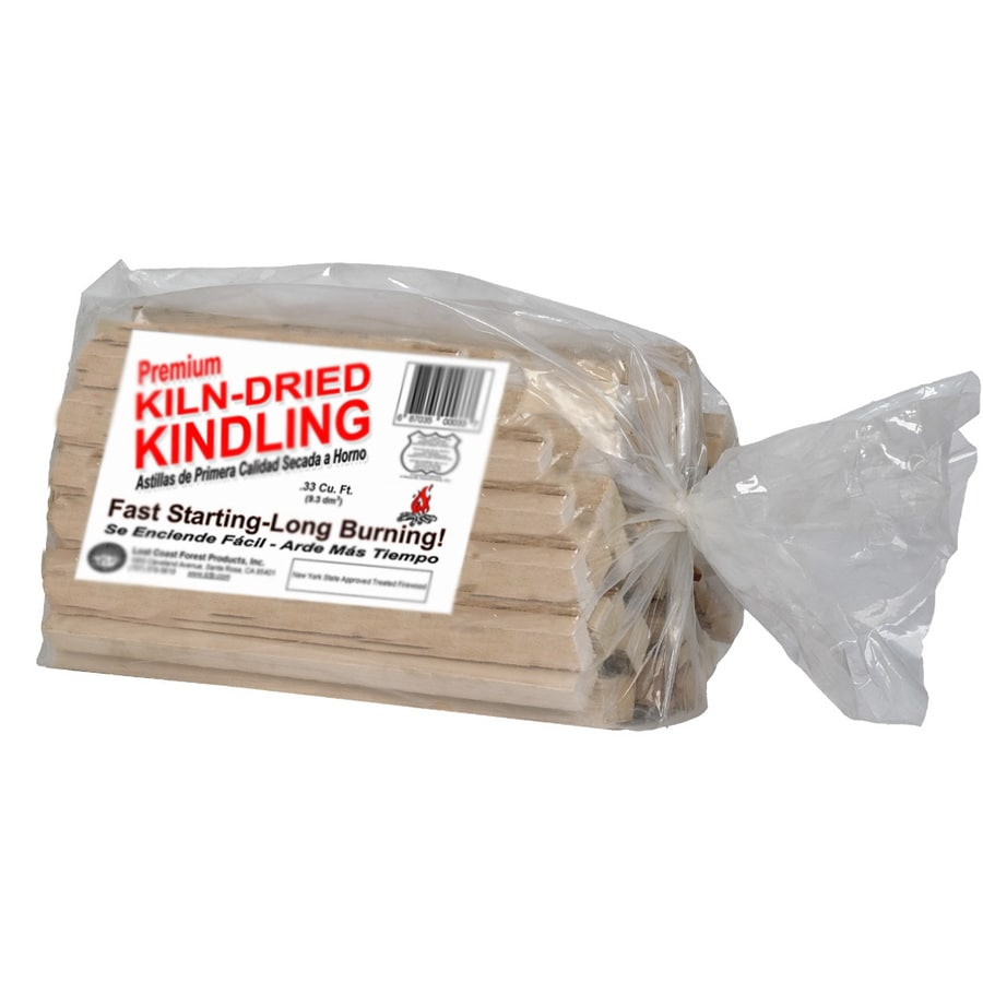 Lost Coast Forest Products 0.33-cu ft Kindling