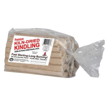 FIREWOOD KINDLING 1//2 Tonne Sack Full