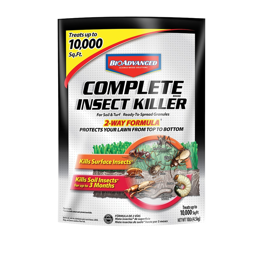 BAYER ADVANCED Complete 10-lb Insect Killer