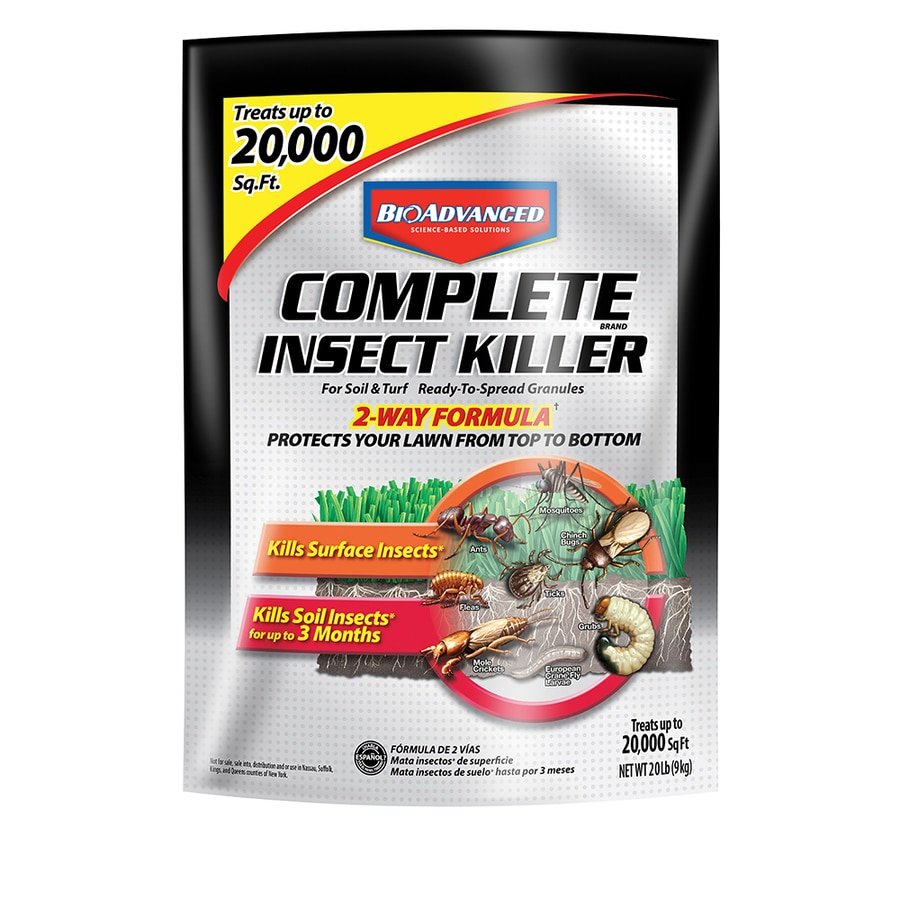 BAYER ADVANCED Complete 20-lb Insect Killer
