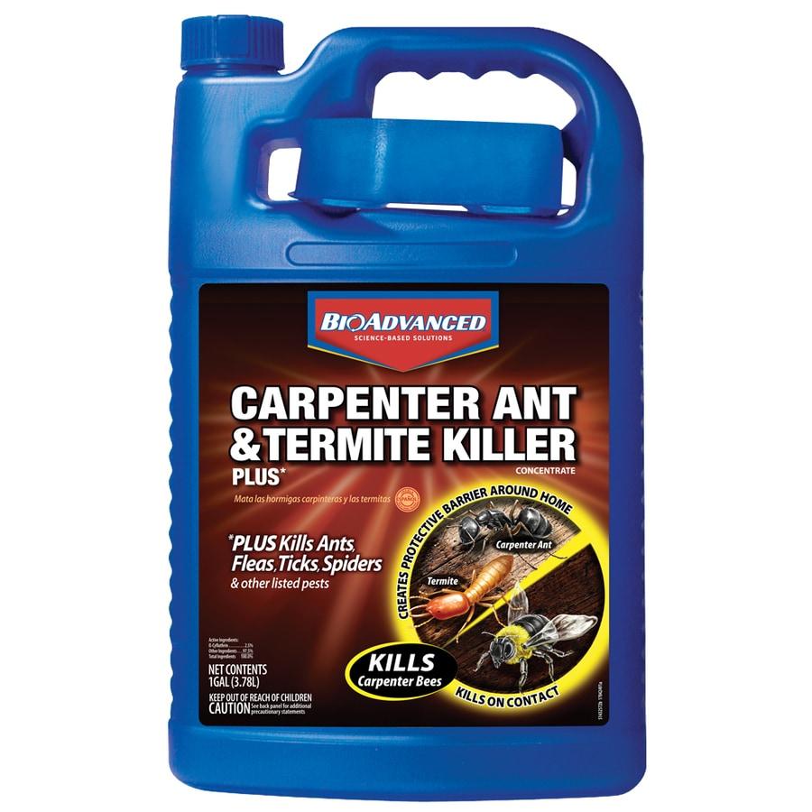 BAYER ADVANCED Carpenter Ant & Termite Killer Plus 128-fl oz Insect Killer