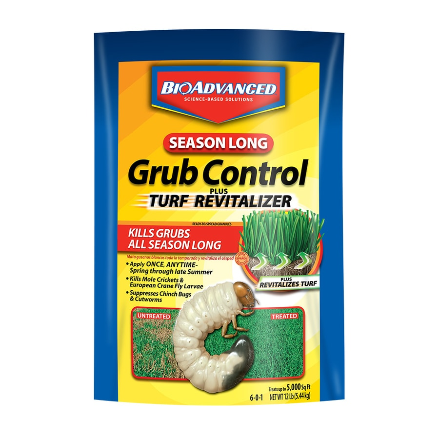 BAYER ADVANCED Season Long Grub Control 12-lb Grub Killer