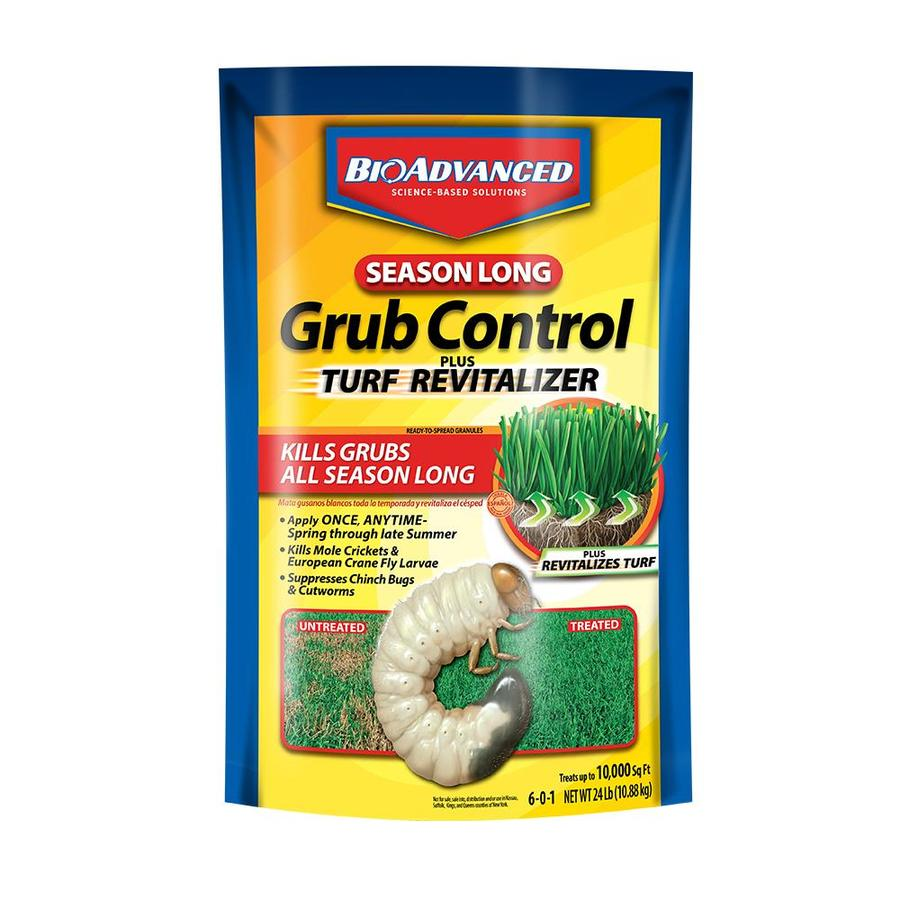 BAYER ADVANCED Season Long Grub Control 24-lb Grub Killer