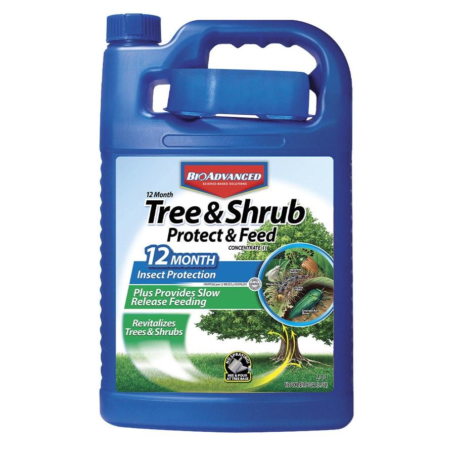 BAYER ADVANCED 1-Gallon Tree and Shrub Food (2-1-1)