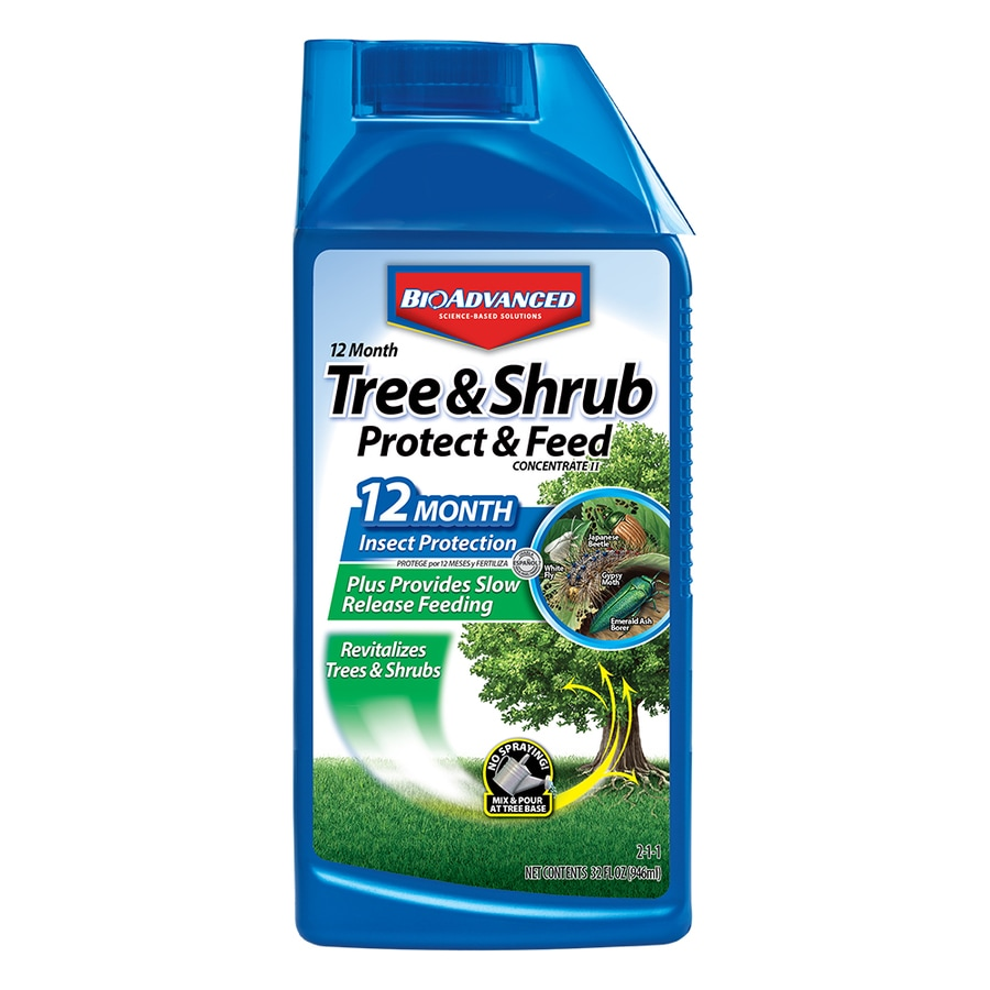 BAYER ADVANCED 32 fl oz Tree and Shrub Food (2-1-1)