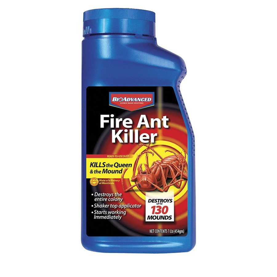 BAYER ADVANCED 1-lb Fire Ant Killer