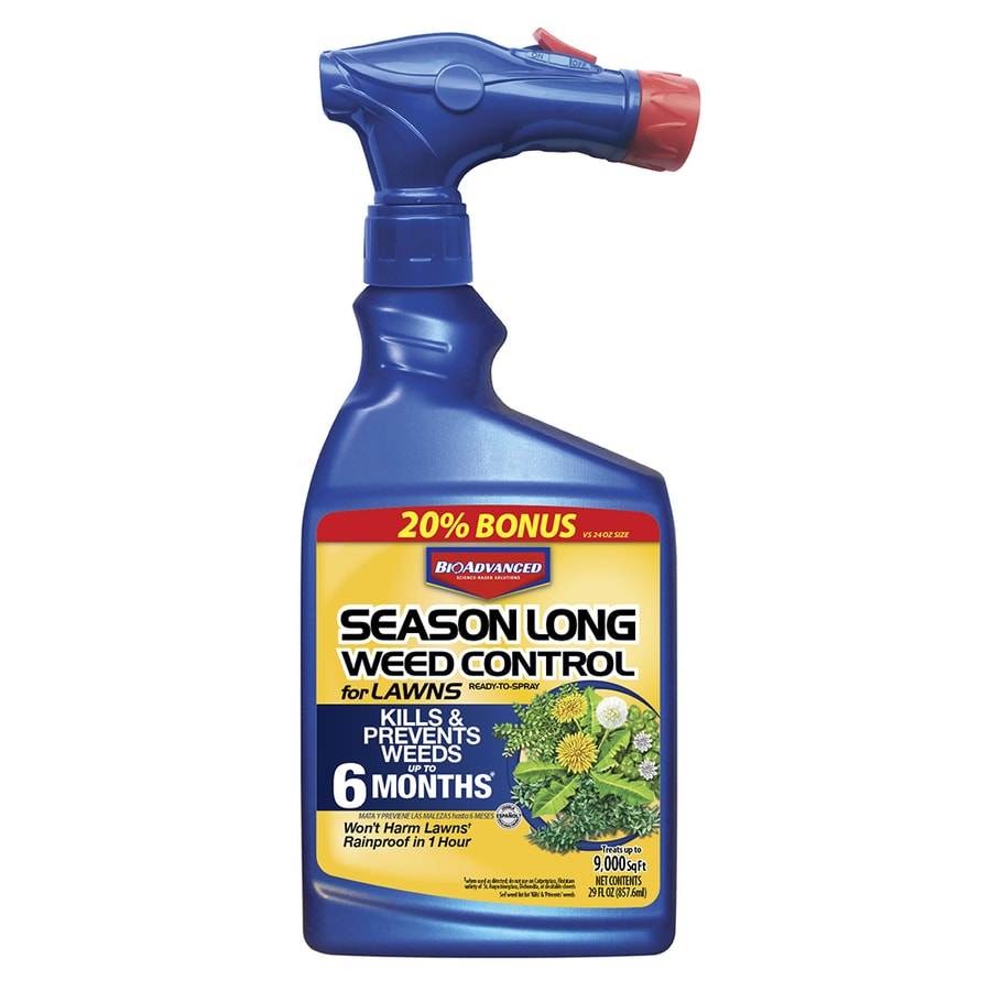 BAYER ADVANCED 24-oz Season Long Weed Control for Lawns